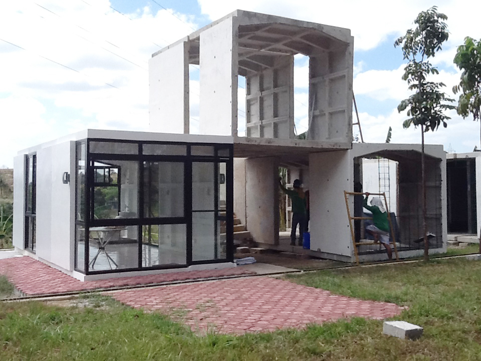 NEW Prefabricated or Cast-in-place Building System In The Philippines ...
